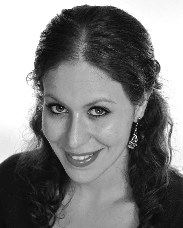 Nicole Stellino- mezzo soprano