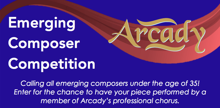 Enter Arcady RBC's Emerging Composer Competition today!