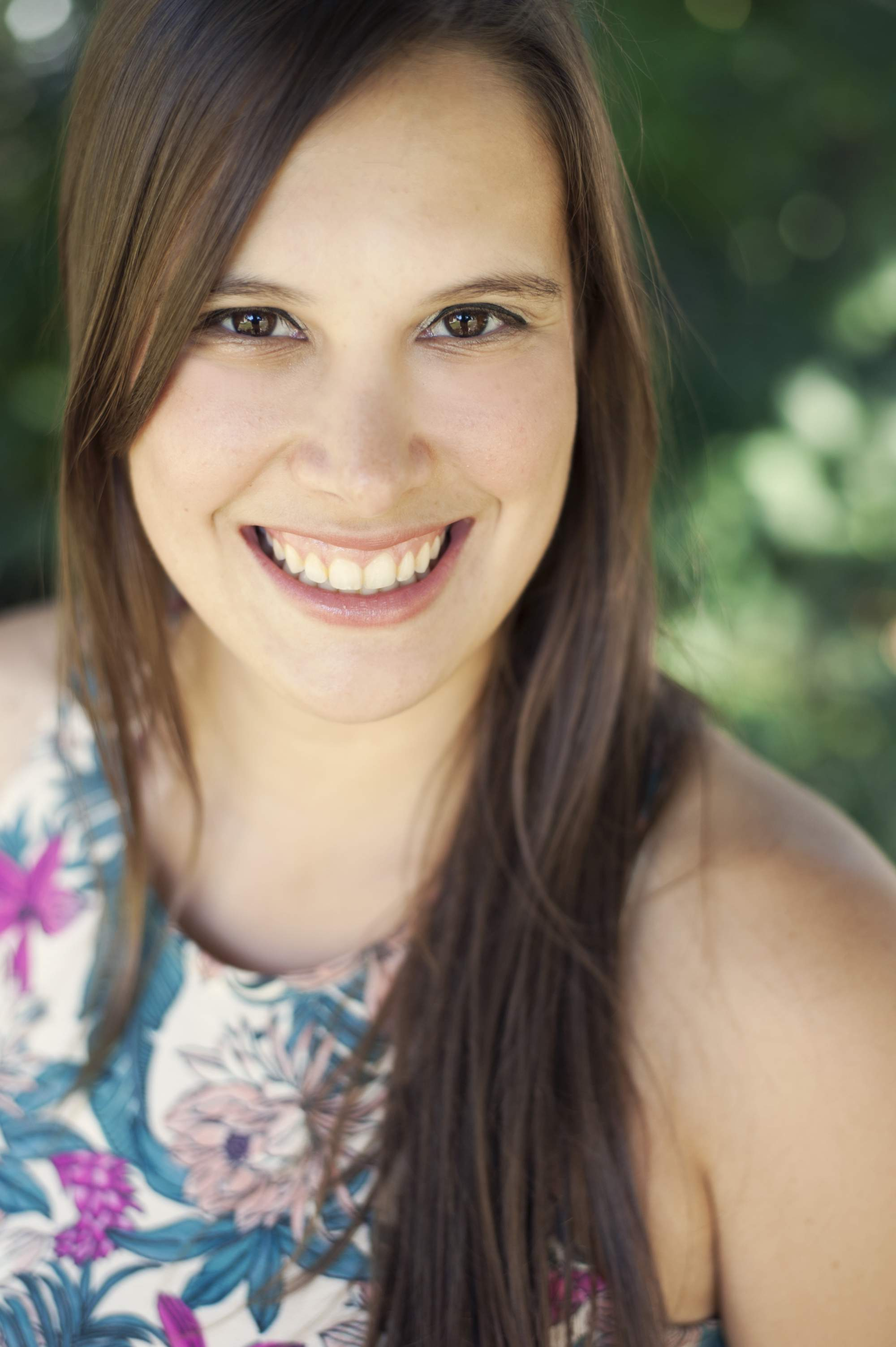 Cristina Pisani, soprano - Headshot
