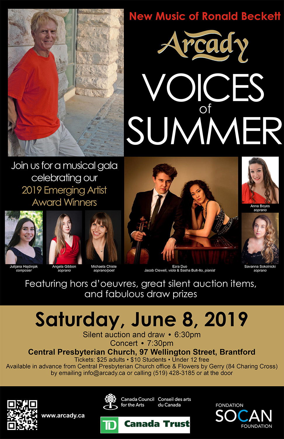 Voices of Summer 2019 poster web