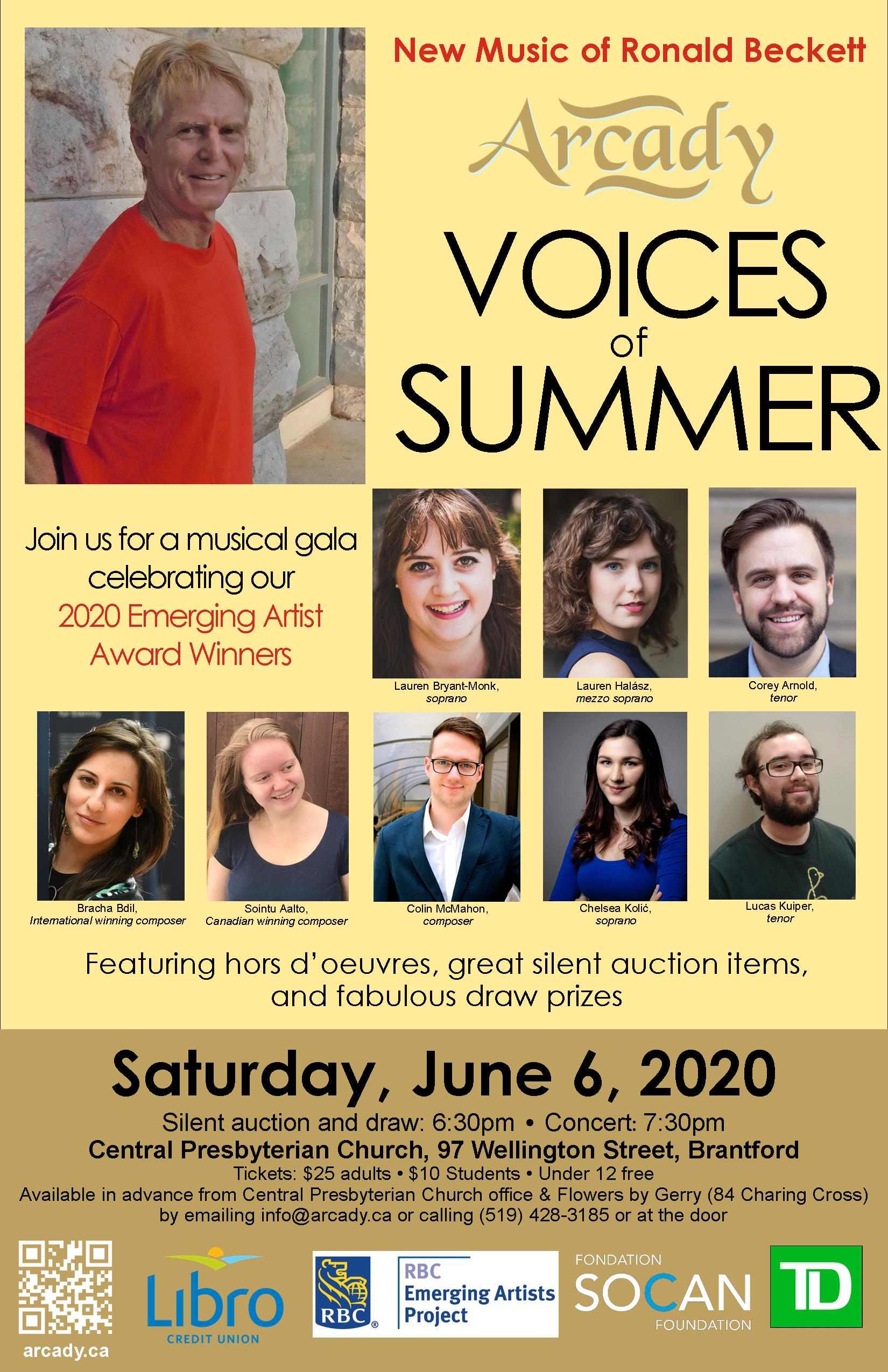 Voices of Summer 2020