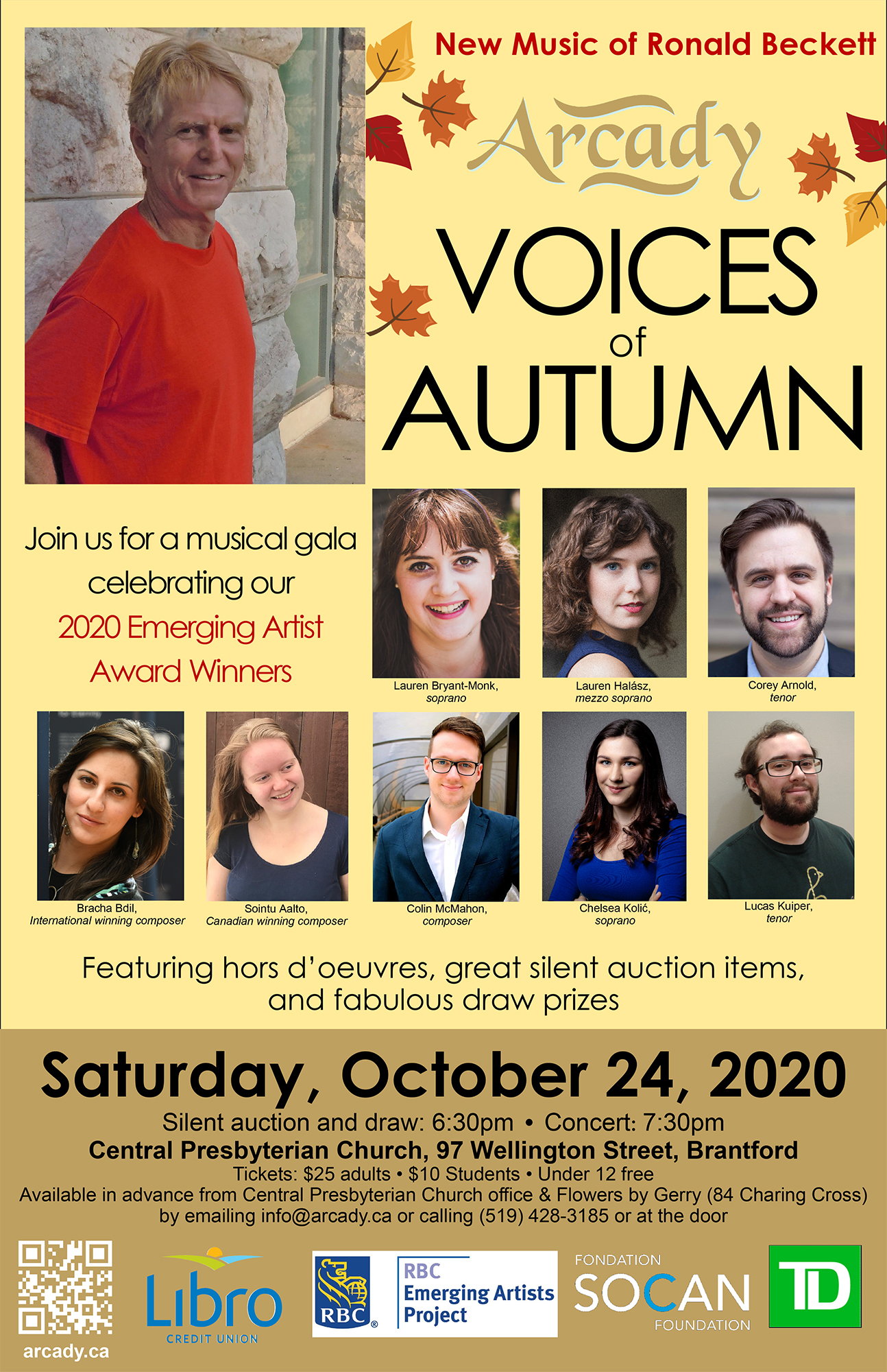 Arcady Voices of Autumn 2020 poster web