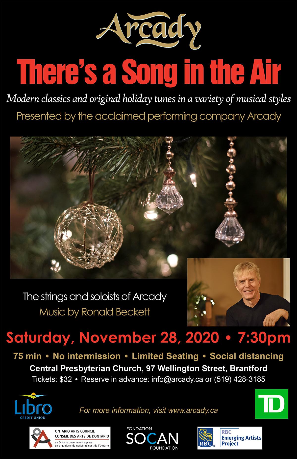 Christmas Concert 2020 poster web